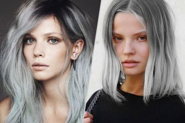 Grey Hair Is A Growing Trend Voice On Beauty
