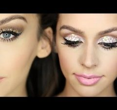 Video 2 Sparkly Eye makeup Looks