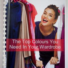The Top Colours You Need In Your Wardrobe