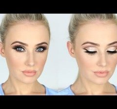 (Video) Glam New Year's Makeup For You